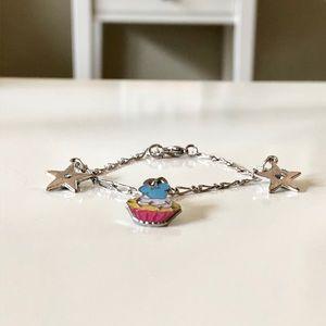 🐮2/$15 Disney Mickey Mouse Cupcake Bracelet